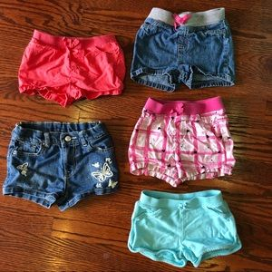 Jumping Beans & est 1989 Place Toddler Girl Shorts